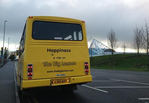 Brighton & Hove Albion Football Bus