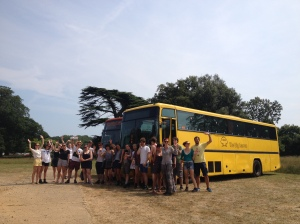 BPEC Glastonbury Festival Coach from Brighton