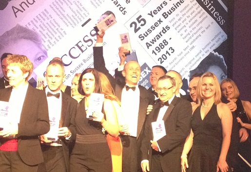 Sussex Business Awards 2013
