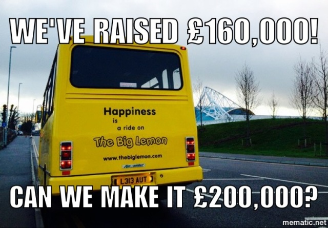 The Big Lemon electric bus fund