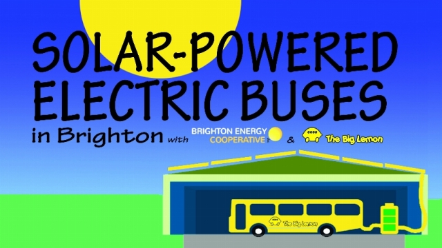 The BIg Lemon's Solar Bus Project